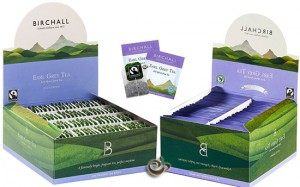 Birchall FairTrade Earl Grey Tea Bags